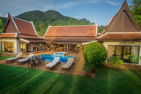 Issara Villa Krabi - Khao Thong
