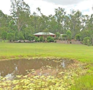Quiet rural location - Twin - Mundoolun - Hus