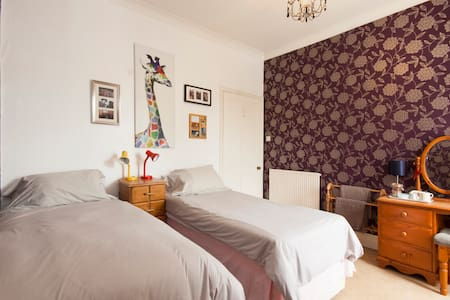 Great Family House, In Torquay, near to seafront - Torquay - Casa