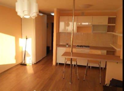 Cosy flat in Katowice - Apartamento