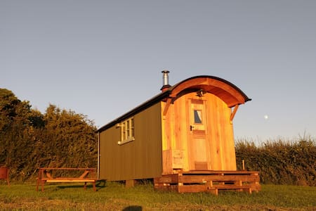 Walnut Tree Farm Shepherds Huts. - Bristol - Skjul