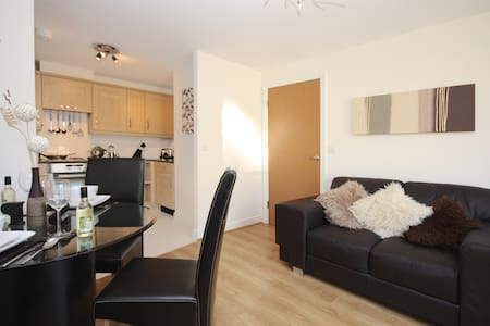 KG Fully Serviced Apartment, Free Wi-Fi, SKY - Bracknell - Pis