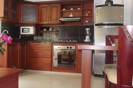 BELLO APARTAMENTO AMOBLADO NUEVO - Apartment