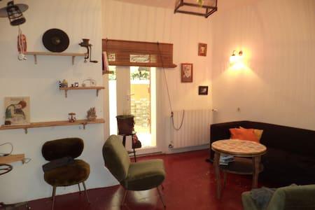 Jolie maison au coeur d'un village cévenole - Lasalle - Rekkehus