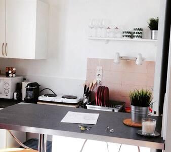 Studio cosy et charmant au coeur du Vieux-Lille - Lille - Apartment
