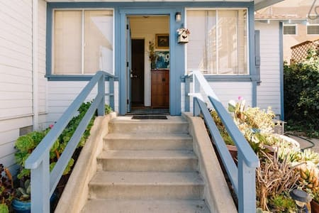 Your Old Monterey Cottage - Monterey - Maison