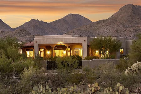 Beautiful Private Sonoran Villa - Haus