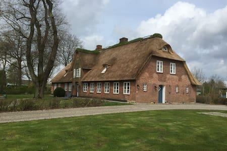 Wohnen unter Reet, dänische Grenze - Apartment