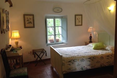 Il Fabbro 2 double room + breakfast - Barga