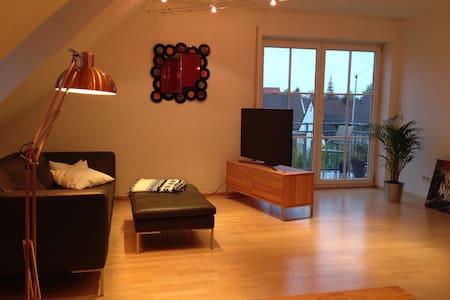 Garchinger Wohlfühlzimmer - Apartament