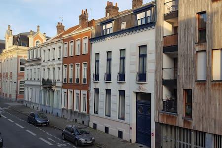 Appartement douillet plein centre de Lille - Lille