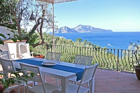 Casa Azul enjoy an amazing view and beautiful sea! - Hus