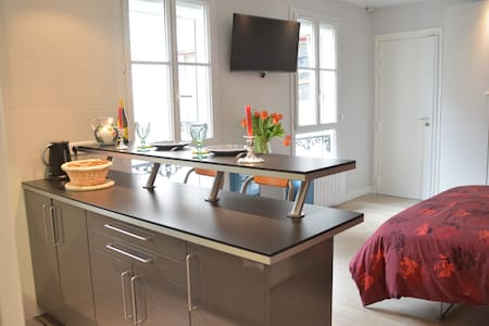 Lovely cosy studio Neuilly Sablons/Porte Maillot - Apartment