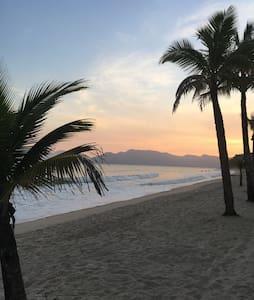 Suíte Aconchegante frente à Praia - Caraguatatuba - House