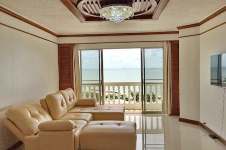 Luxury 150m² apartment in Rayong - Noen Phra - Wohnung