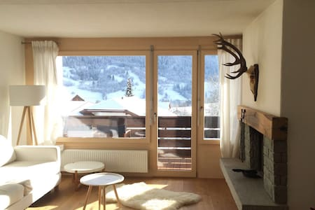 Newly renovated ski apartment - Wohnung