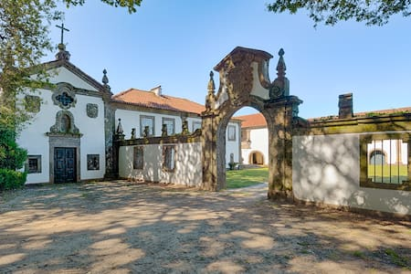 Rooms in a noble Manor-House. - Viana do Castelo Municipality - Bed & Breakfast