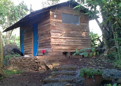First room in two room cabin. - Szoba reggelivel