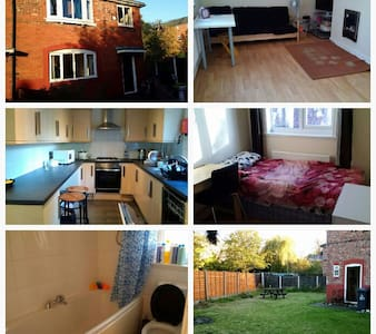 Cozy Single Bedroom & Nice Location - Manchester - Casa