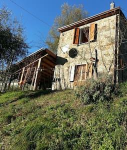 Casa Pietra EQUI TERME Lunigiana - House