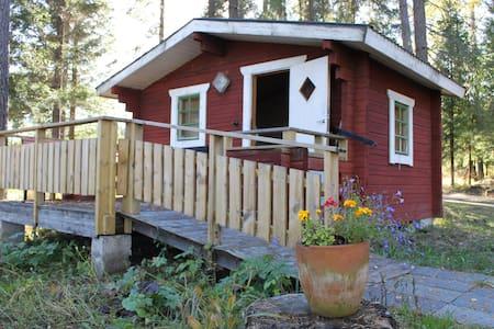 Stuga med 2 våningssängar - Cabin