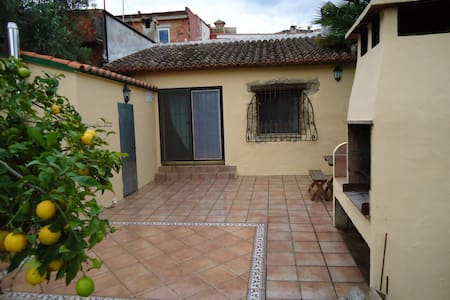 Wonderful, traditional Spanish Village House - Barx - Annat