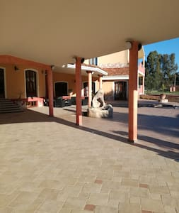 Agriturismo Cagliari - Province of Medio Campidano - Bed & Breakfast