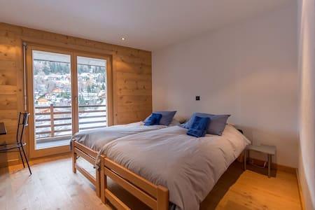 Nendaz (Ski 4 valleys inc Verbier) - Appartement