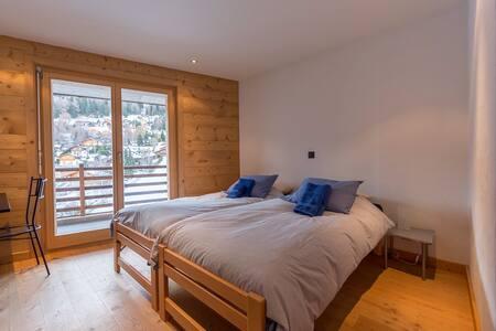 Nendaz (Ski 4 valleys inc Verbier) - Haute Nendaz - Apartamento