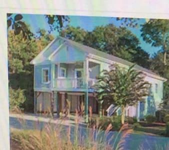 Wyndham Ocean Boulevard Resort Cottage - Huis