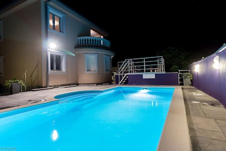 Luxury villa with swimming pool - Crikvenica - Villa