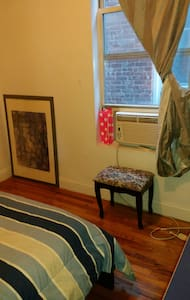 Single Bedroom /with bathroom - Westtown - Daire