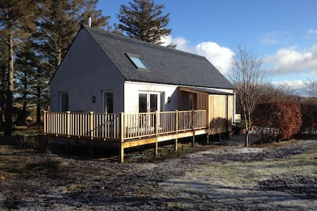 Blossom Folly, Luxury Cottage - Dunvegan - Casa