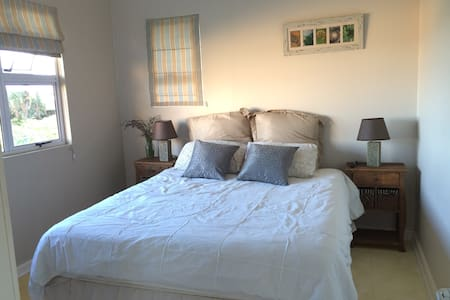 Romantic, peaceful, see Whales - Port Alfred - Appartement