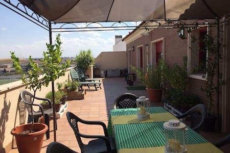Precioso Atico con encanto y todos los servicios - Badajoz - Apartemen