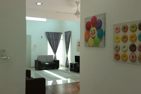 BUNGALOW AT AFFORDABLE PRICE : Mp_DEXATO - Melaka - Domek parterowy