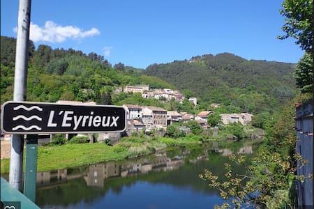 Un bon bol d'Eyrieux - Les Ollières-sur-Eyrieux