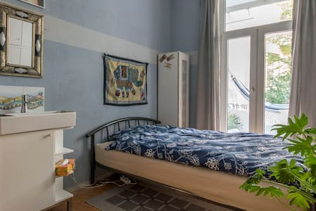 Single room in wonderland wifi - Hannover - Apartment