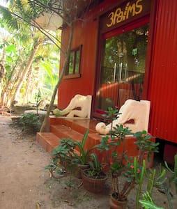 Alleppey 3 Palms Guesthouse - Szoba reggelivel