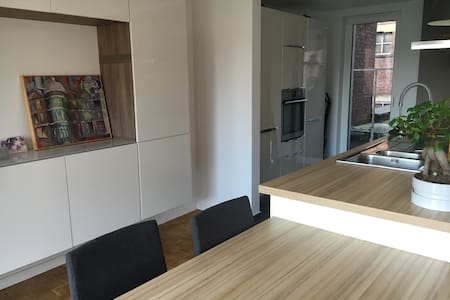 Appartement luxueux 1ch au centre - Apartament