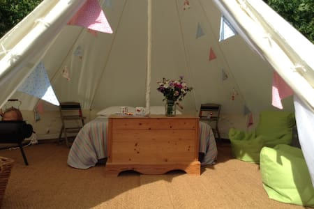 Old College Glamping - Tent