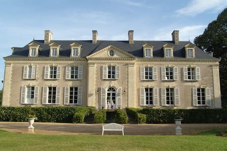 B&B Chateau La Mothaye - Loire area - Brion