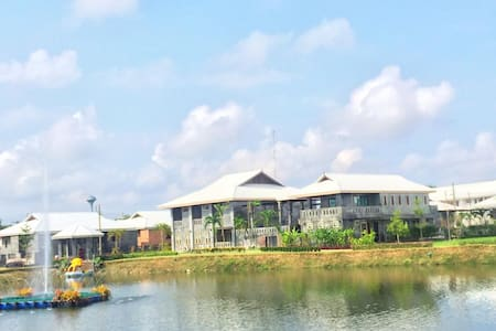 清逸 乡村迷你别墅 mini home with swimming pool - Villa