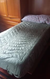 habitacion comoda con calefaccion - Talo