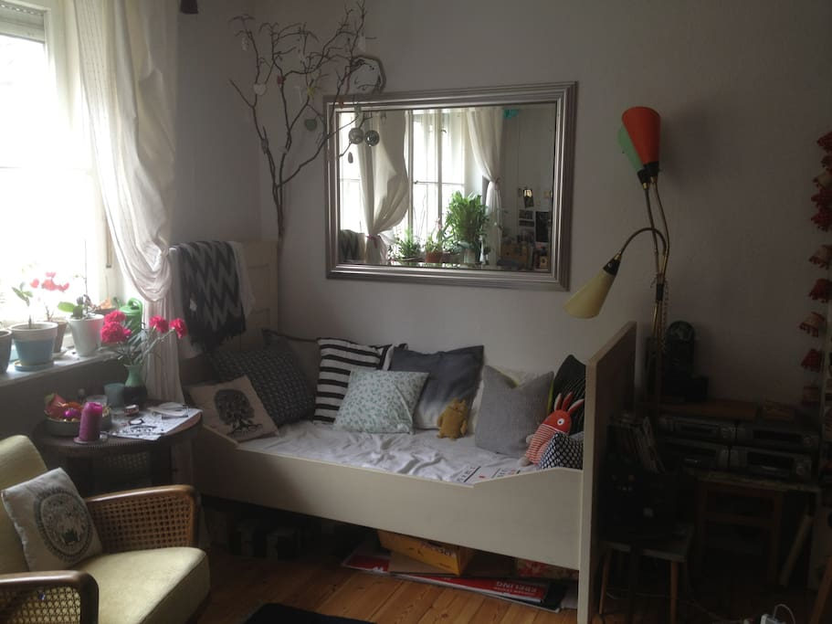 The livingroom / my room