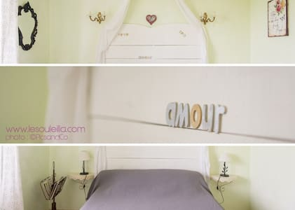 Chambre Romance - Bed & Breakfast