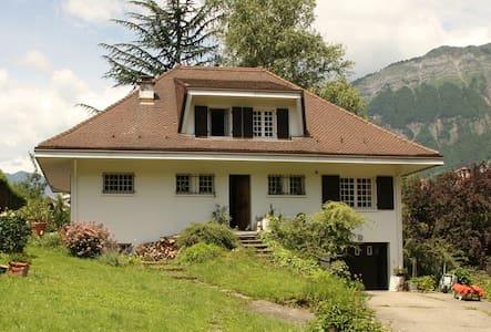 Chambre + Salle de Bains - House