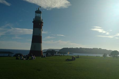 Home From Home Britain's Ocean City - Plymouth