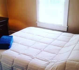 Luxury Private Room II - Ybor City - Tampa - Hus