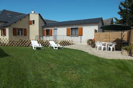 Maison au calme à la campagne proche RODEZ - Pont-de-Salars - House